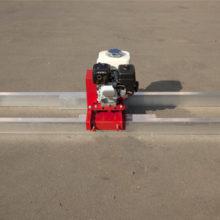 Вибрирующие рейки для укладки бетонных смесей