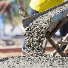 Готовые бетонные растворы для заливки фундаментов