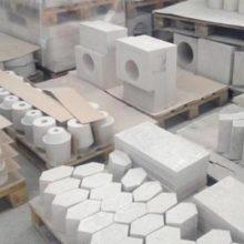 Изготовление жаропрочного бетона своими силами