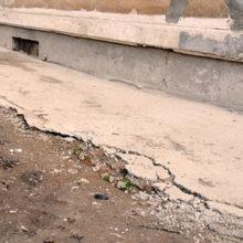Как отремонтировать отмостку из бетона? Видео уроки