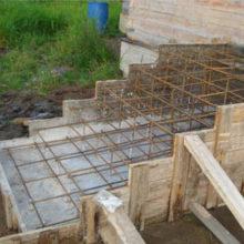 Как самому залить крыльцо из бетона? Пошаговая инструкция