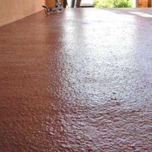 Краски на резиновой основе для бетонных поверхностей