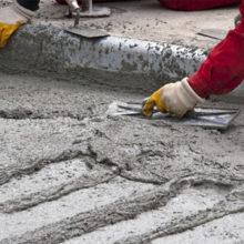 Самостоятельное изготовление бетона — пропорции для замешивания