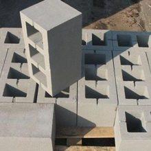 Виды стеновых блоков из бетона