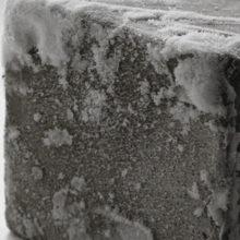 Описание свойства морозостойкости бетона