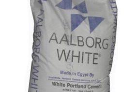 Белый декоративный цемент