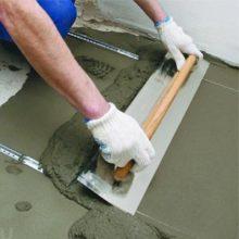 Пошаговая инструкция как самому залить бетонную стяжку пола