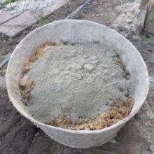 Пропорции и расход цементного раствора для кирпичной кладки