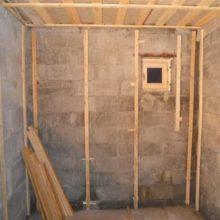 Способы отделки газобетонной бани изнутри