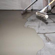 Соотношение компонетнов для приготовления цементного молочка