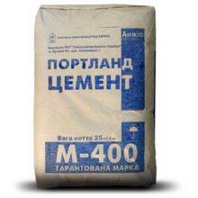 Свойства и применение цемента марки М 400