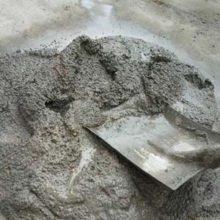 Время высыхания цементных смесей