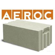 Газобетонные блоки марки Aeroc