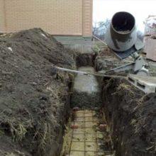 Инструкция по заливке фундамента без установки опалубки
