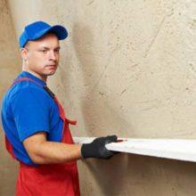 Как и чем оштукатурить газобетонные стены