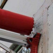 Как просверлить отверстия в бетонной поверхности?