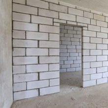 Как сделать перегородку из пенобетонных блоков? Видео уроки