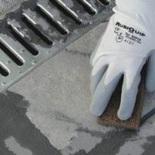 Как убрать цемент растворителем