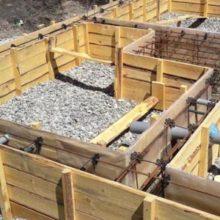 Пошаговое руководство по строительству фундамента ленточного типа