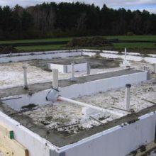 Руководство по наружной теплоизоляции фундамента плитами ППС