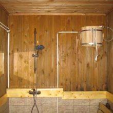 Методы и фото обшивки пенобетонной бани
