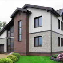 Стоимость возведения дома из пенобетонных блоков