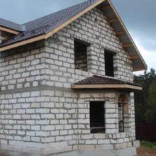 Стоимость строительства домов из газобетонных блоков под ключ