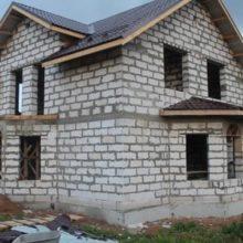 Обзор теплоизоляции для пенобетонных домов