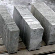 Характеристики пенобетонных блоков размером 20х30х60