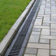 Бордюрные камни для тротуарной плитки