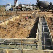 Видео инструкция по заливке фундаментной ленты по шагам