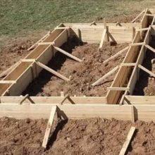 Инструкция по сборке опалубочной конструкции своими силами