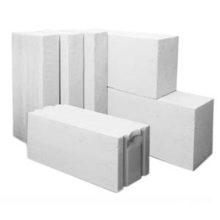 Как различить блоки из газобетона и газосиликата?