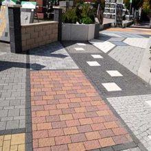 Обзор методов мощения тротуарной плитки