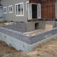 Руководство по строительству фундамента для гаража