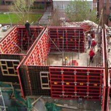 Обзор мелкощитовых опалубочных конструкций