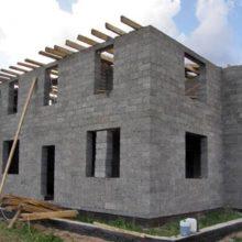 Арболитовые дома — обзор типовых проектов