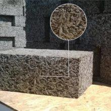 Блоки из арболита — размеры и цена за м3