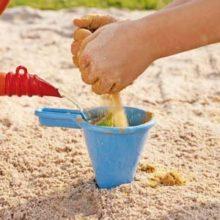 Какой песок нужен для детской песочницы?