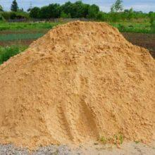 Количество тонн в 1 м3 строительного песка