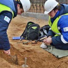 Коэффициент уплотнения строительного песка