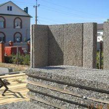 Применение арболитовых панелей в строительстве домов