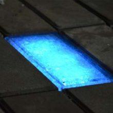 Светодиодная тротуарная LED плитка