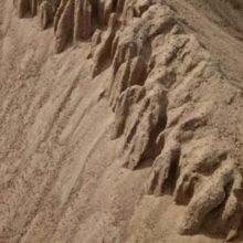 Что такое намывной или мытый песок?