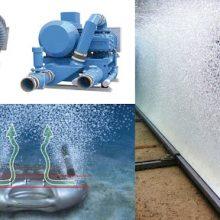 Оборудование для аэрации воды