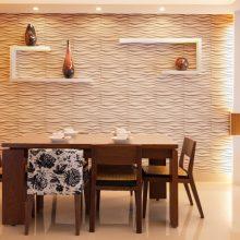 Почему стоит выбрать стеновые панели?