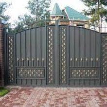 Кованые ворота. Преимущества