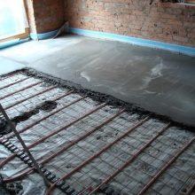 Как сделать бетонный пол?